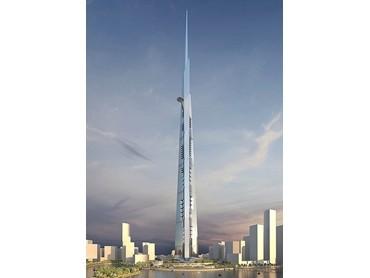Kingdom Tower in Saudi Arabia goes with KONE Elevators