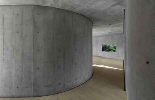 Cherem Arquitectos Completes Concrete House With