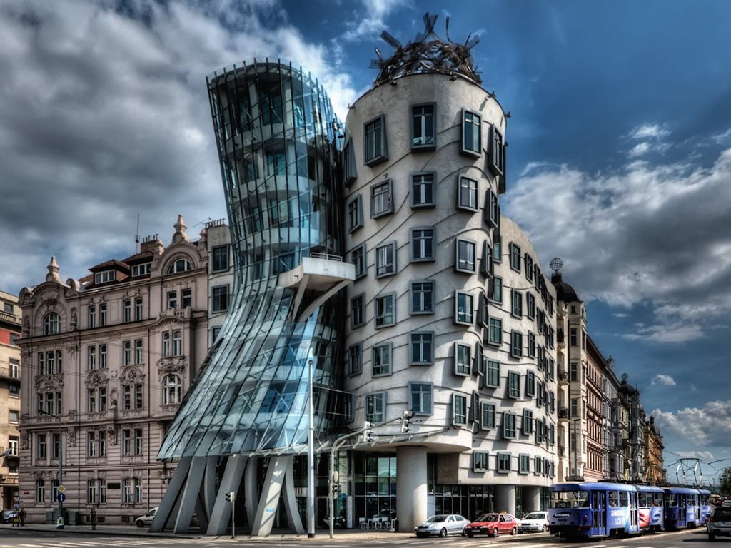 architecture weird buildings unique weirdest