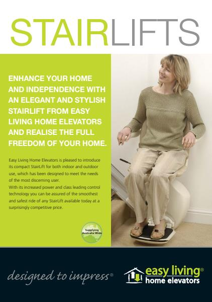 Home Elevator StairLift Brochure