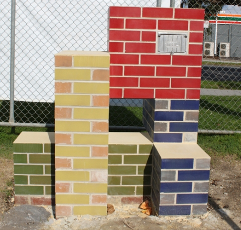 Post A Vote For Brick Letterbox Designs Architecture