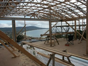 Posistrut Trusses From Mitek Australia For Curved Roofs Architecture Design