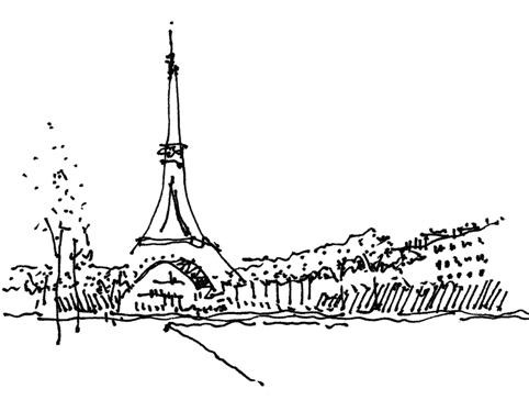How Sydney Can Learn From Paris Sketched Out By David