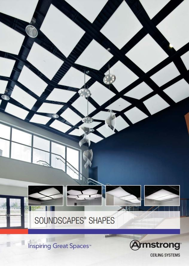 Create Dynamic Spaces With Armstrong Soundscapes 174 Range Of