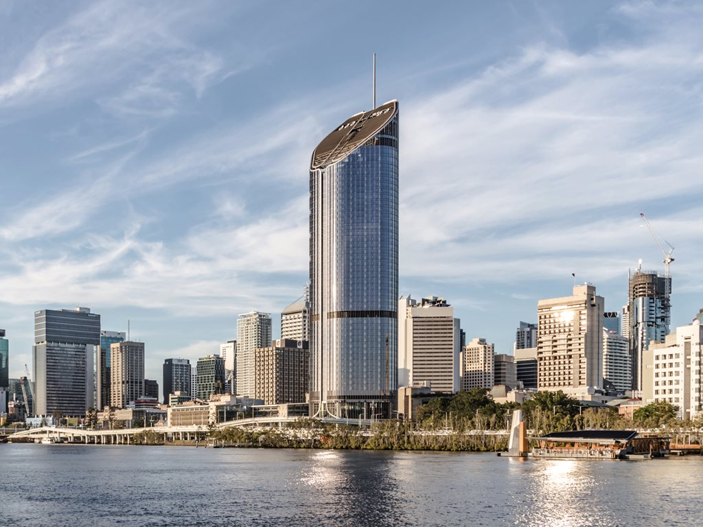 Brisbane's tallest commercial tower: designed for both style and sustainability