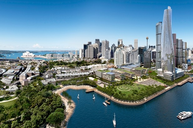 Sydney Shortlists Five Bidders To Develop Central