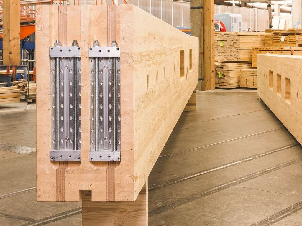 Spotlight On Engineered Timber As 2016 Prefab Aus Kicks
