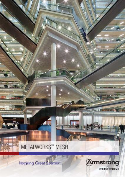MetalWorks Mesh Systems Brochure