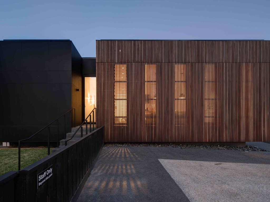 Wallan Veterinary Hospital Is A Breathable Architectural