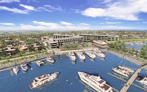 Bmd Constructions Wins 50m Wyndham Harbour Construction