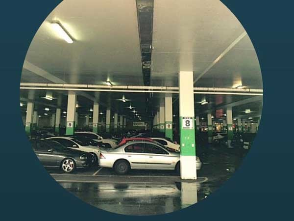 Many car parks frequently face water leakage issues