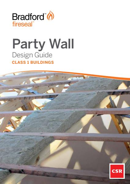 Party Wall Design Guide