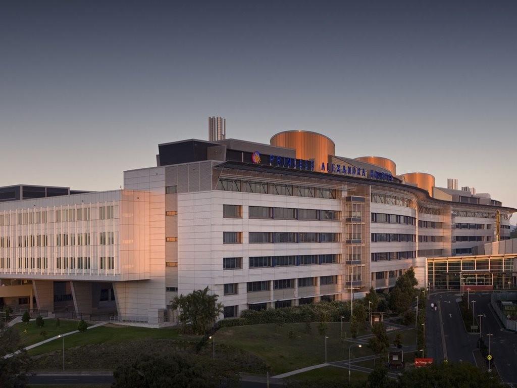 Brisbane S Princess Alexandra Hospital To Have Cladding