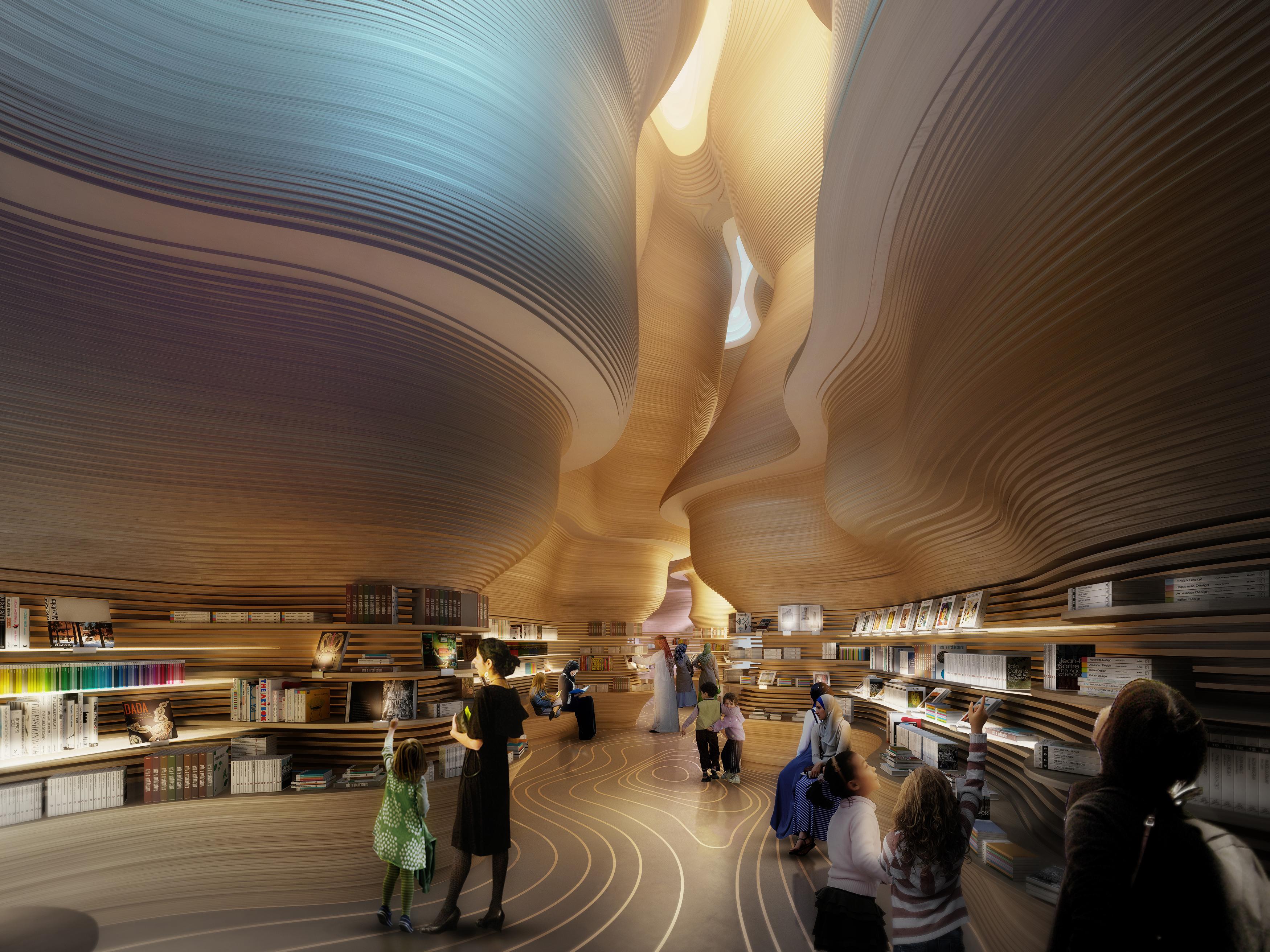 Koichi Takada Architects Landmark Qatar Museum Complete