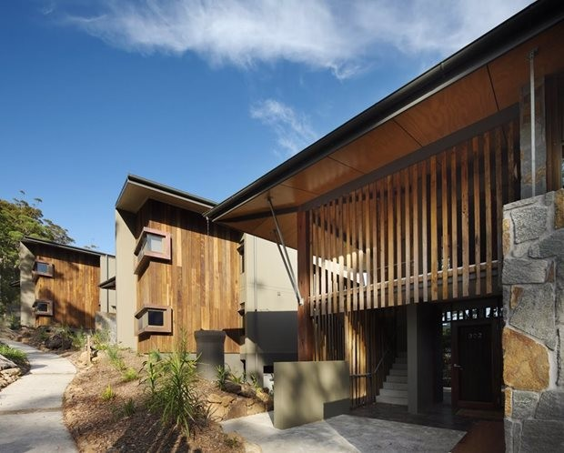 Stunning Bush Architecture Contemporary - Ridgewayng.com ...