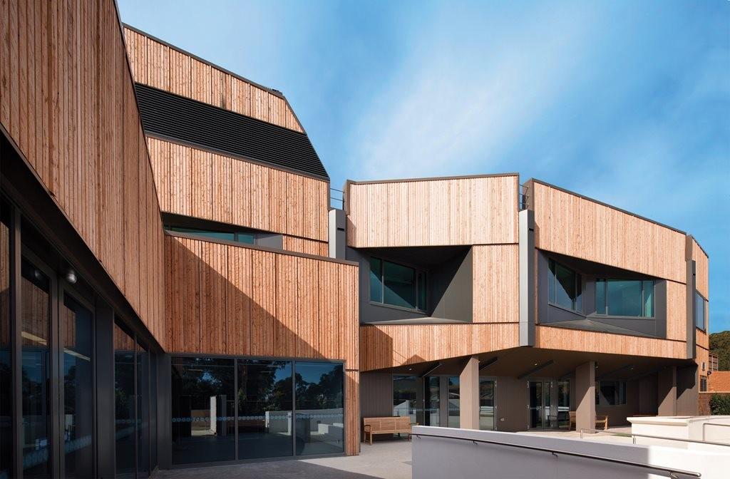 Exterior Panels Architecture And Design