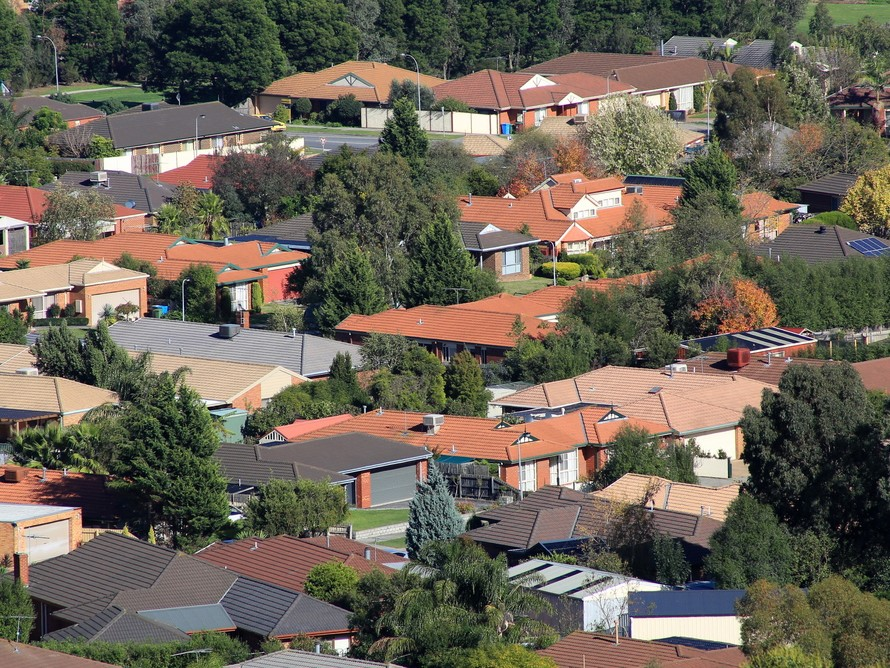 Australia's average house size has more than doubled since 1950. Image: Shutterstock