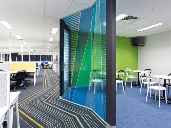 Ontera Carpets Customised To Achieve Branding Goals For