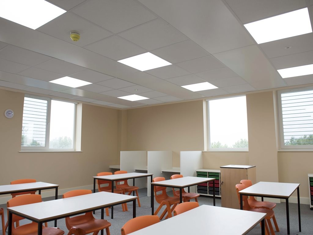 In its 2013 report, The future of Australian education – Sustainable places for learning, the Green Building Council of Australia (GBCA) found that not only can proper lighting improve school student's results, it also has a measurable impact on the carbon emissions and sustainability of the school itself. Image: The Lighting Industry Association