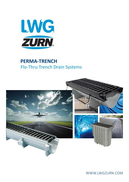 Perma-Trench Flo-Thru Trench Drainage Systems