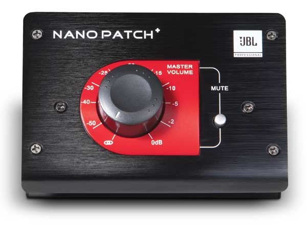 Nano Patch+ volume controller