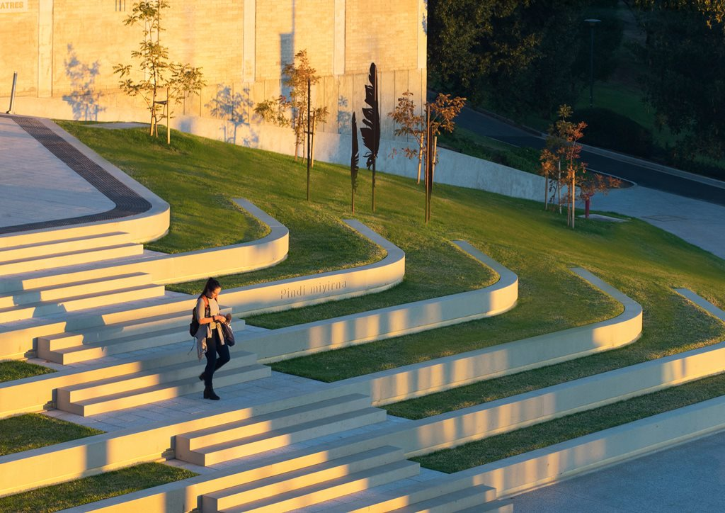 2016 south australian landscape architecture awards for Garden design university