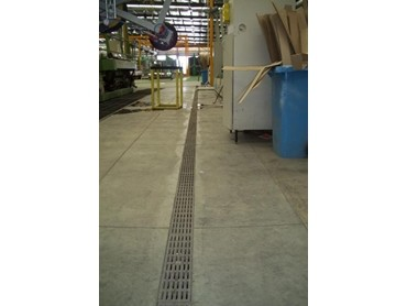 Aco Klassikdrain K100 Trench Drainage System With Heelsafe
