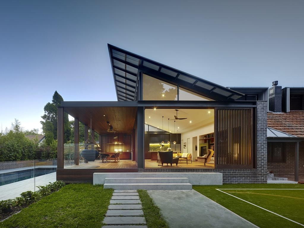 79 projects shortlisted for 2015 nsw architecture awards for Luxury home architects
