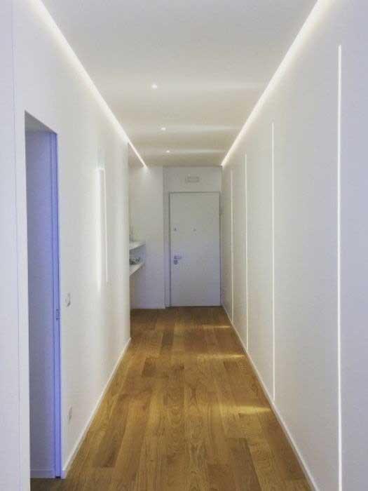 Bespoke Lighting Design With Led Strip Lights Architecture Design