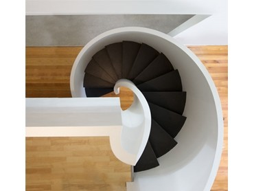Universal Spiral Staircases Available Now From Enzie