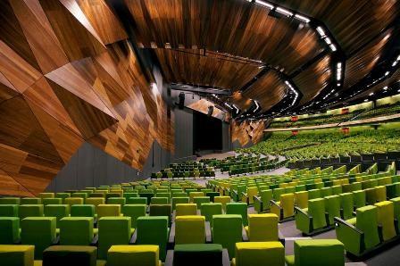 Melbourne Convention Centre Scoops Interior Design Awards