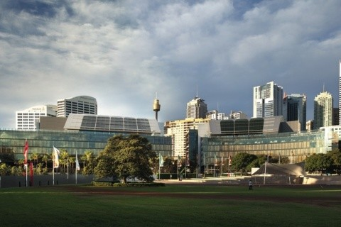 Commonwealth Bank Place Sydney Achieves Australian First