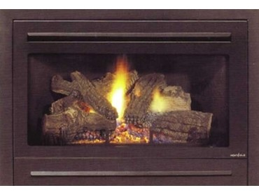 Gas Log Flame Fires - Heat & Glo At Supreme