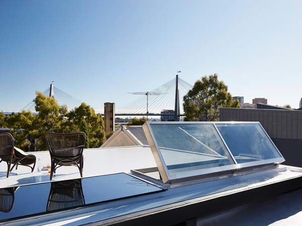 TILT's new automated skylight