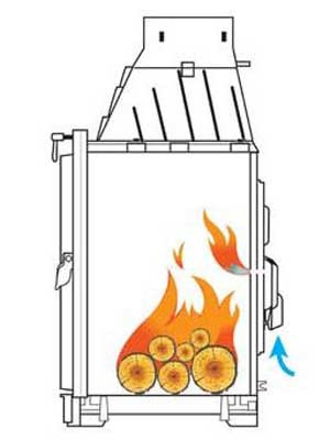 DAFS is an optimised burn system that improves performance right from the initial ignition stage