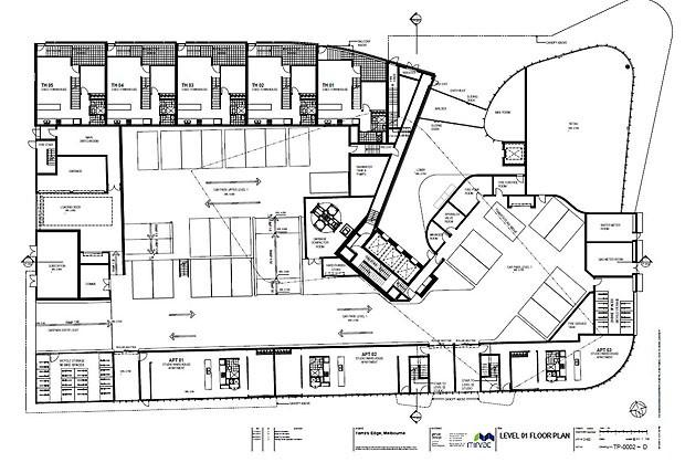 Apartment floor plans melbourne fine apartment floor plans for Apartment design melbourne