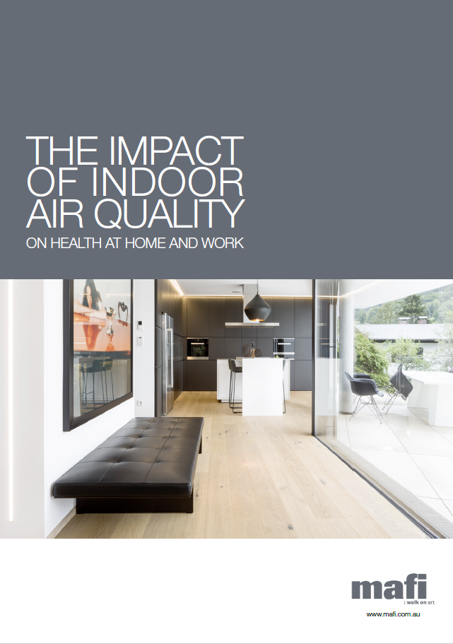 The impact of indoor air quality on health at home and for Indoor air quality design
