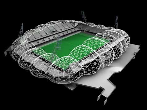 Led Spectacle Planned For Melbourne Stadium Video