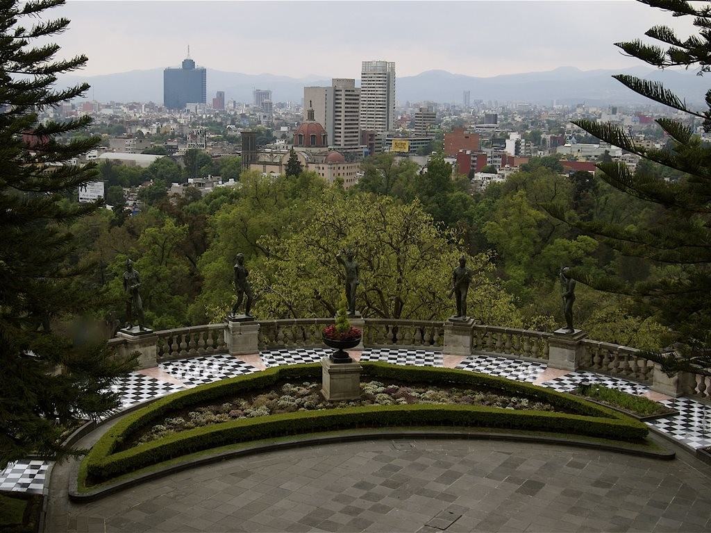 Mexico City has been chosen as the World Design Capital for 2018. Image: Wikimedia Commons