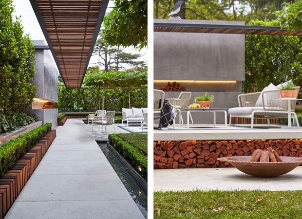 Landscape Architect Wins Melbourne Show Garden Gold Medal