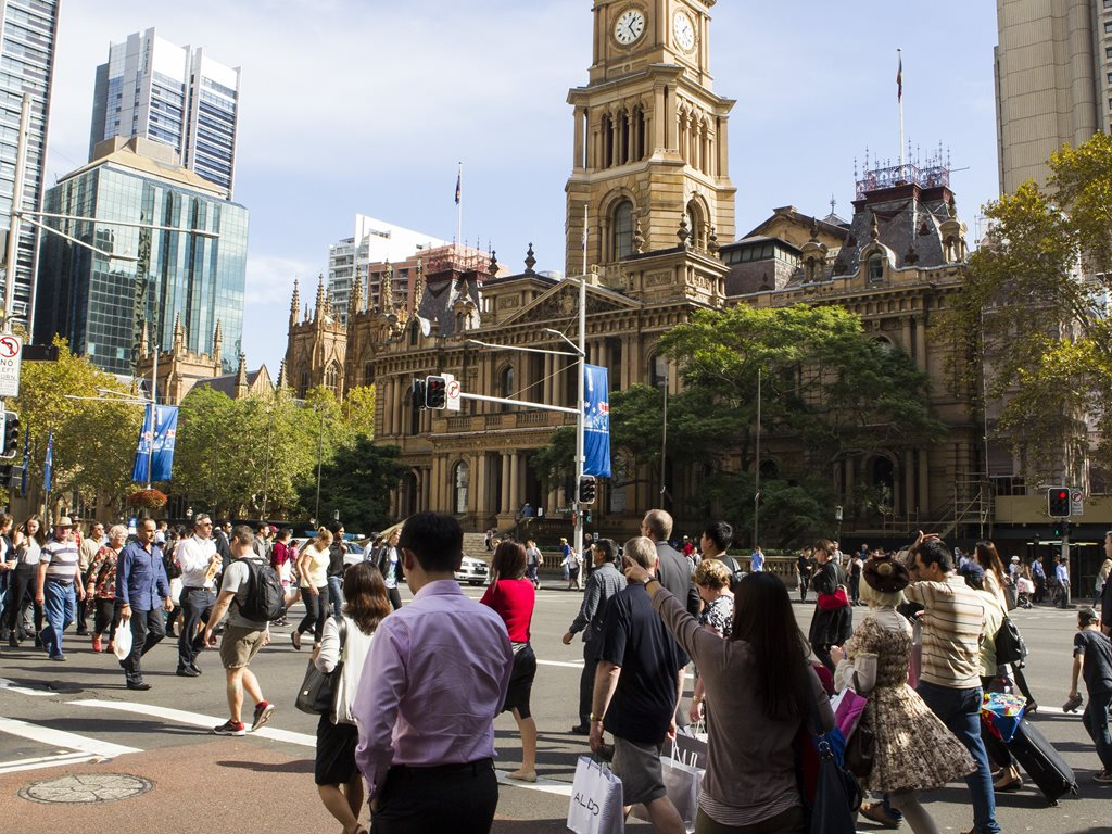 Sydney. Image: City of Sydney