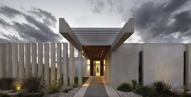 Six states six residences which will be australia s best for Precast concrete home designs