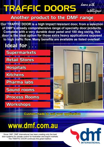 Traffic Doors Brochure