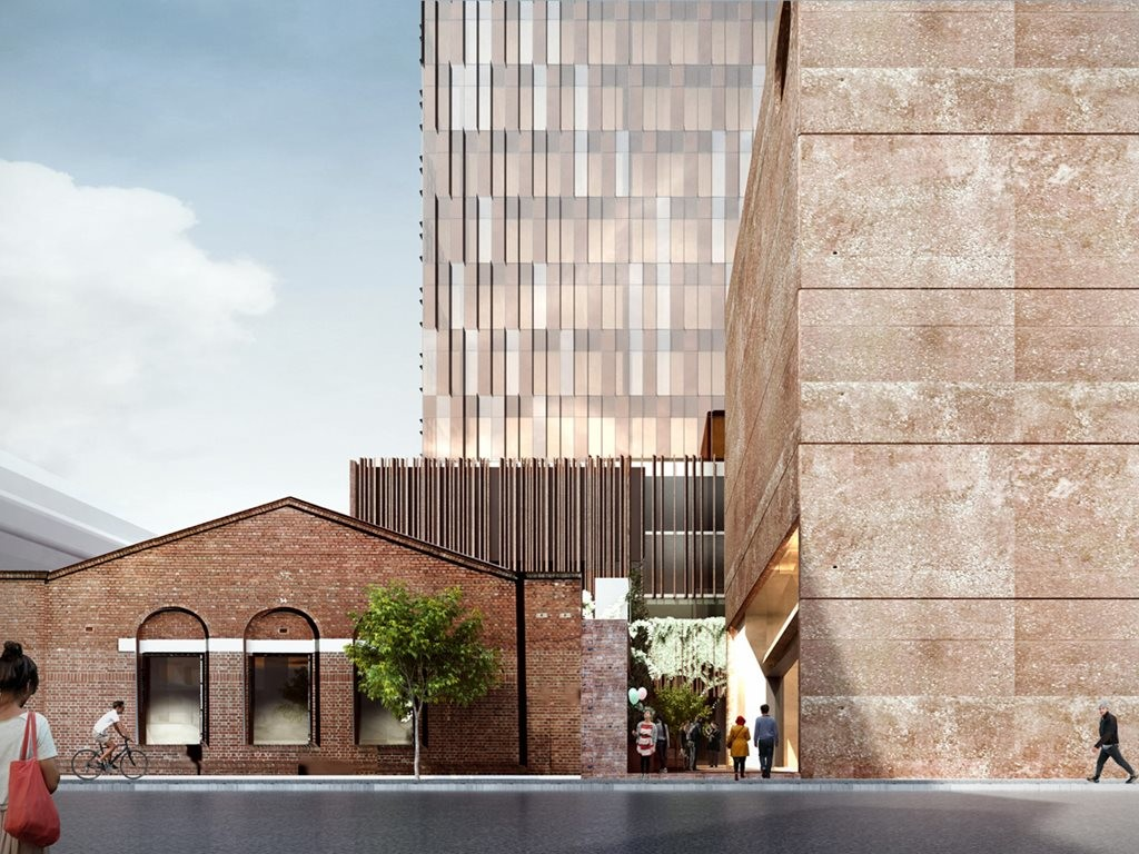John Wardle Architects Receives Approval For Benevolent