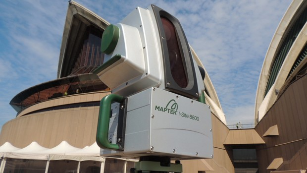 Maptek 3D Scanner