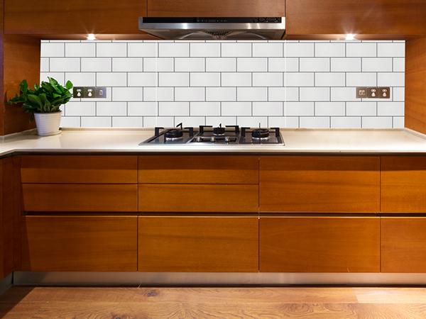 Kitchen Splashback Tiles: 19 Best Tiled Splashback Ideas | Architecture & Design