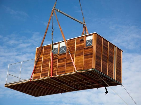 Star Architects In Australia To Latest In Cardboard And Prefab Houses Architecture Design S