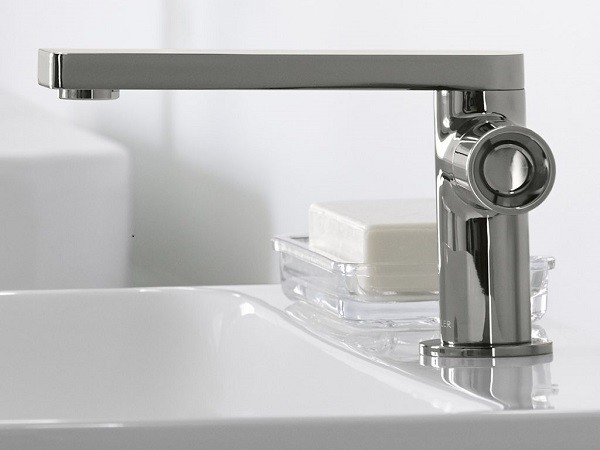 Composed Basin Mixer