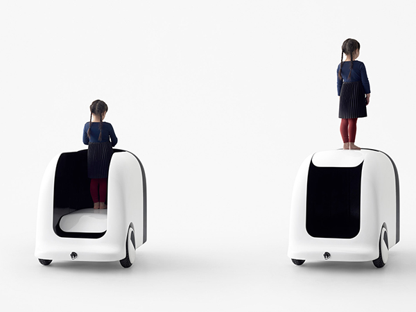 Coen Car design by Nendo