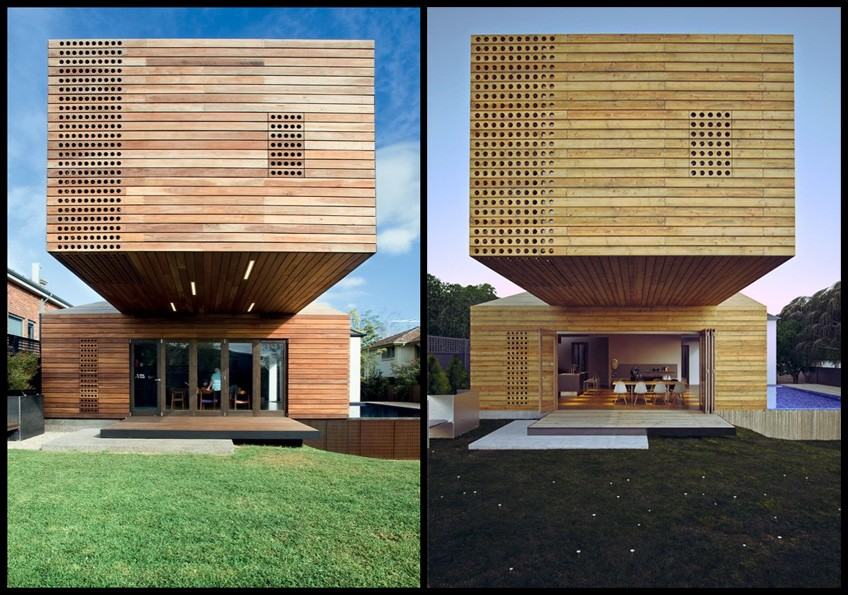 Renders versus reality five 3d models that look almost for Cinema 4d architecture
